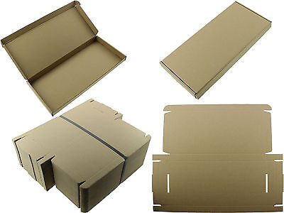 25 KB BOXES SIZE 335 x 150x25mm LARGE LETTER SHIPPING MAIL POSTAL INTERLOCK BOX