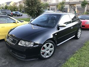 2000 Audi S3 Quattro 2-Dr Hatch with Sunroof !