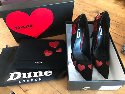 Ladies Shoes And Matching Bag Size 7