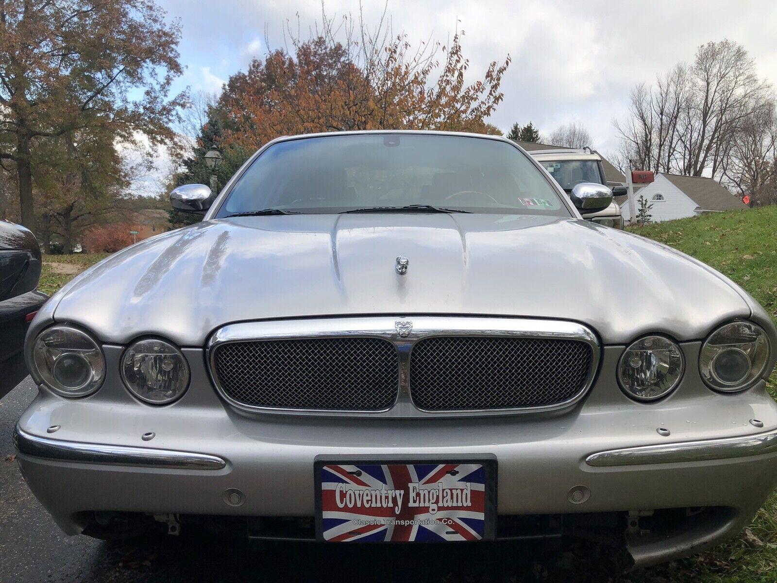 2005 Jaguar Xj Super V8 Vandenplas Xjr X350 400 Hp ...