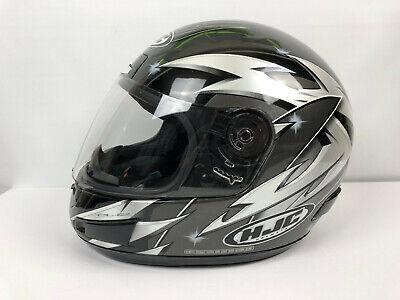 HJC CL-12 Full Face Motorcycle Helmet Size Medium ()