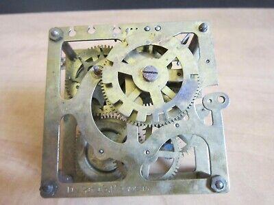Vintage Cuckoo Clock Movement-G.M. ANGEM Germany-E. Schmeckenbecher-Working-Lot2