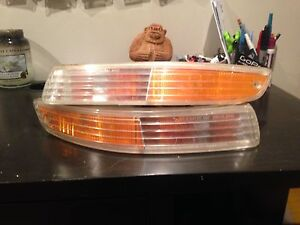 Integra bumper lights