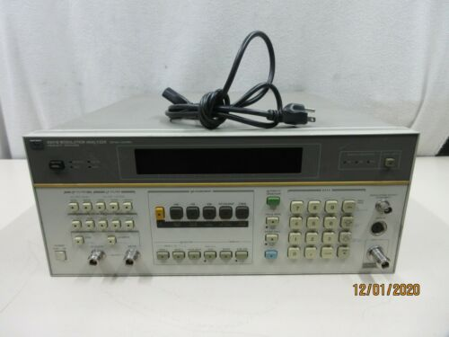 HP 8901B Modulation Analyzer