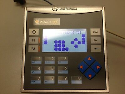 Unitronics V130-33-t38 Plc Graphic Hmi All-in-one