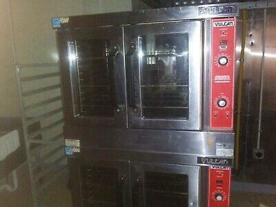 Restaurant Equipment Double Stack Vulcan Convection Oven