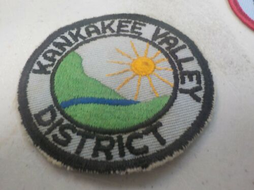 Kankakee Valley District CE patches
