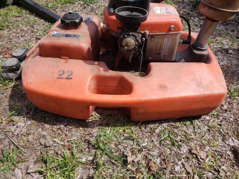Waterous Floto-Pump Fire Float Pump