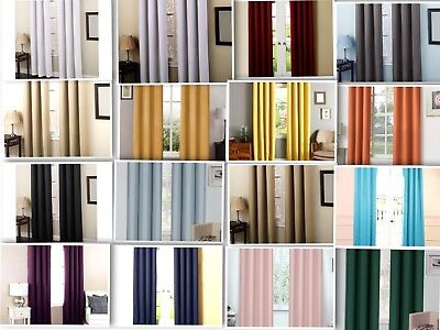 Wide Thermal (Empire Home Amber Extra Wide Thermal Blackout Window Curtains - ALL)