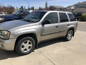 2003 Chevrolet Trailblazer 4WD