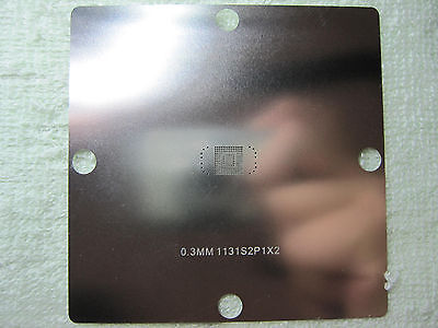 8*8 eMMC 8GB KE4CN3K6A KE4CN4K6A NCEMBS41-04G FBGA169 Template Stencil