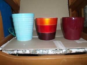 ceramic pots Newcastle Newcastle Area Preview