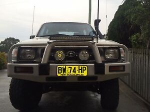 1999 Toyota Hilux Ute Unanderra Wollongong Area Preview