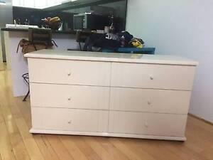 Cream Dresser Bankstown Bankstown Area Preview