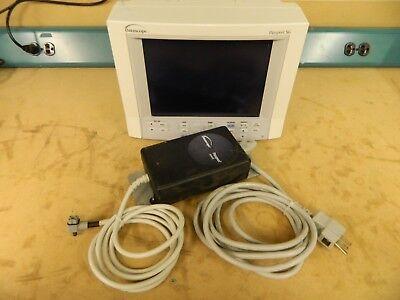 Datascope Passport Xg Patient Monitor Ecg Spo2 Nibp And Printer Tested