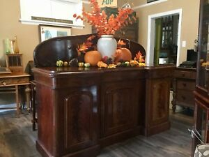 Victorian sideboard (150 years old!)