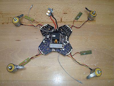 DJI Phantom 3 Standard Part 76 ESC Center Board 5.8 GHz, 2312A Motor 94 CCW 95CW