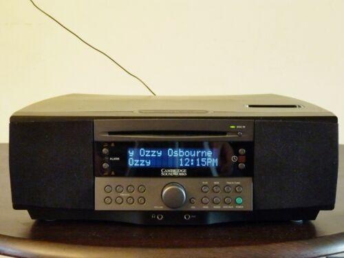 Cambridge Soundworks 765i, AM/FM, CD/DVD, iPod, Alarm Clock, Tested