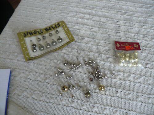 Vintage Metal Jingle Bells Crafts