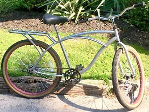 Huffy Beach cruiser bike