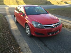 2008 Saturn Astra XE 5P
