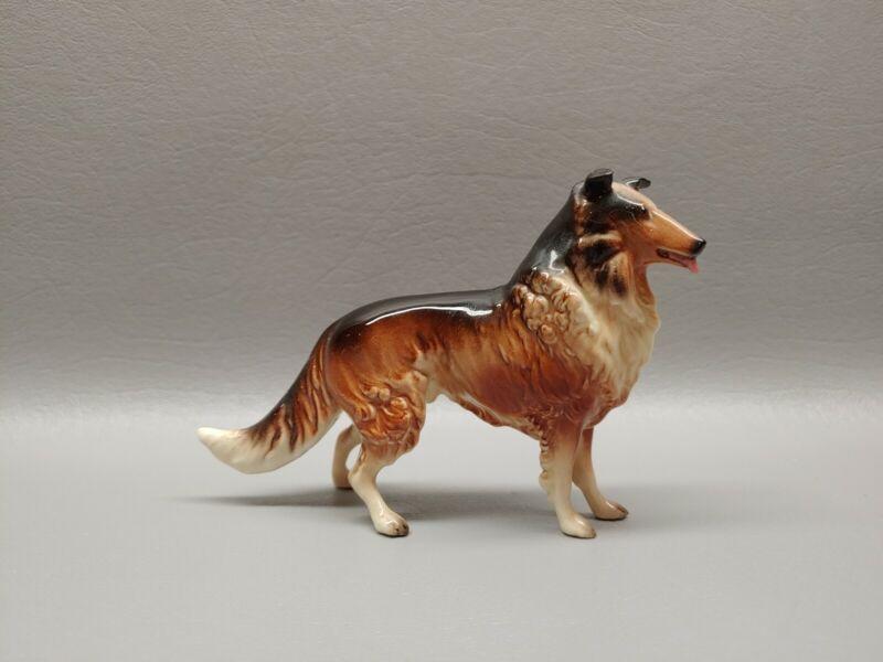 Hagen Renaker DW dog collie  figurine Gaylord