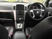 2007 Holden Captiva LX AUTOMATIC Bass Hill Bankstown Area Preview