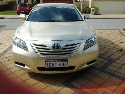 2007 Toyota Camry ultra Low 68000 kms Canning Vale Canning Area Preview