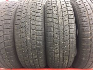 4 Toyo Observe winter tires 225/55R19