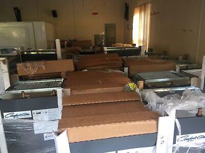 Comfort-aire comfort air hydronic air handler hwcg24xoa coil truck load 90 UNITS
