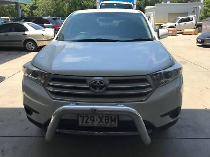 2013 Toyota Kluger KX-R **12 MONTH WARRANTY**