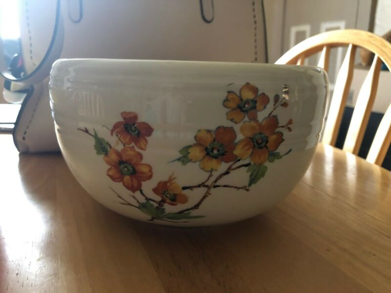 Coors Thermo Porcelain Floral Bowl
