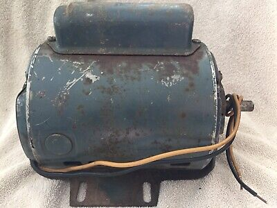 Ge Electric Motor 14 Hp 115v 1725 Rpm Continuous Duty