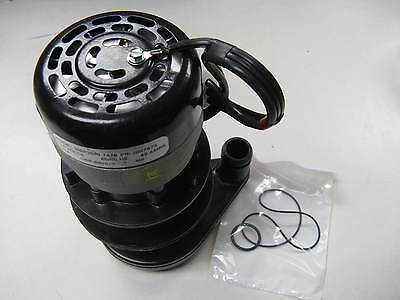 20-0767-3 New Manitowoc - 115v Water Pump Includes O-rings Pn 2007673