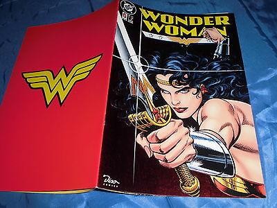 278 : WONDER WOMAN  # 0 / Juni 1998 , limitierte Erstauflage , Kult Comic , Dino