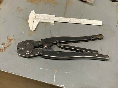 Amp Hand Crimp Tool 22-10 Pn 49900