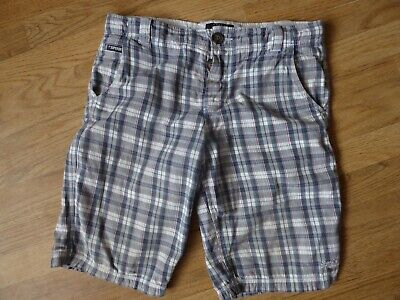 """mens SUPERDRY cargo shorts - size M ( 34"""" waist ) great condition"""