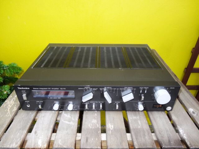 Technics SU-V5 Phono Stereo Integrated Amplifier