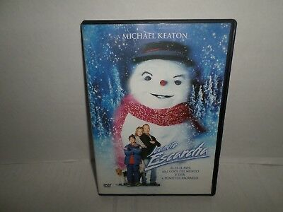 Jack Frost / Juanito Escarcha Import DVD Region 4, used for sale  Port Richey