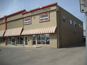 Prime Downtown Retail Location for lease in Red Deer
