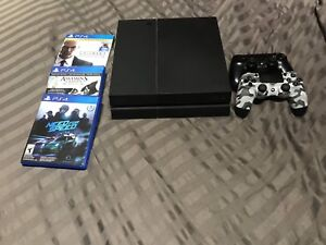 PS4 500 go