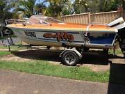 16ft Haines Hunter Runabout Eagleby Logan Area Preview