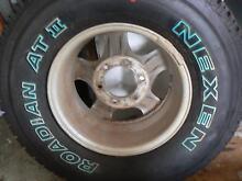 New Nexen Tyre with second hand wheel Moe Latrobe Valley Preview