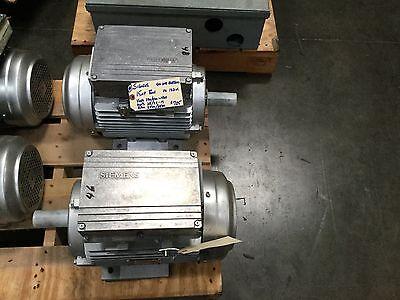 Siemens 15hp Techtop Motor