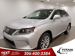 2015 Lexus RX 350 F-Sport|AWD|Leather|Htd Seats|Sunroof