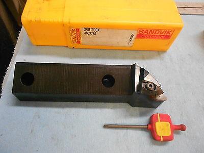 New Sandvik Lathe Turn Tool X0001000x 4669728 Ddjnl 16 36 351