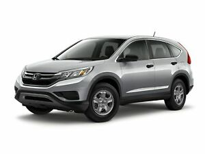 2015 Honda CR-V LX - Certified | Just arrived