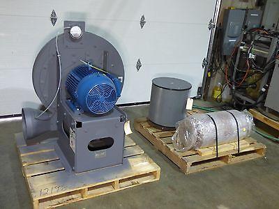 Conair 25 HP Blower American Fan Co New