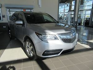 2014 Acura MDX Elite Package SH-AWD REMOTE START, HEATED SEAT...
