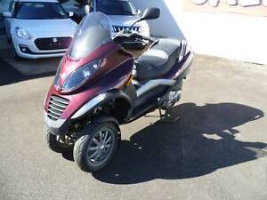 2009 Piaggio Scooter. Atherton Tablelands Preview